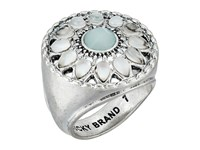 Lucky Brand Seafoam Ring Silver Ring