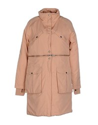Cheap Monday Coats And Jackets Jackets Women Skin Colour