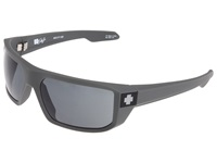 Spy Optic Mccoy Primer Grey Grey Sport Sunglasses Gray
