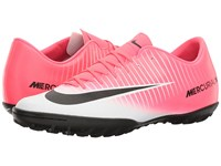 Nike Mercurial Victory Vi Tf Racer Pink Black White Men's Soccer Shoes