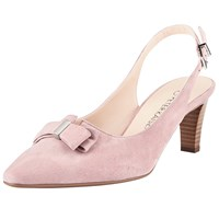 Peter Kaiser Mareike Slingback Court Shoes Pink