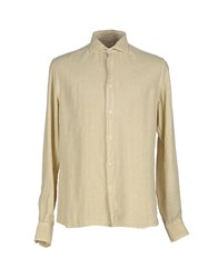 Aiguille Noire By Peuterey Shirts Light Green