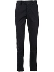 Haikure Tailored Trousers Blue