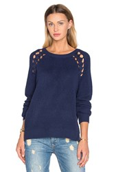 Heartloom Sarah Sweater Navy