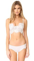 For Love And Lemons Sage Underwire Bralette Ivory