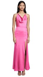 Fame And Partners The Fortitude Dress Hot Pink