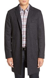 Boss Men's 'Shawn' Wool Blend Overcoat