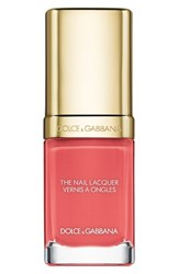 Dolce And Gabbana Beauty 'The Nail Lacquer' Liquid Nail Lacquer Cosmopolitan 605