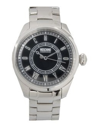 Moschino Cheap And Chic Moschino Cheapandchic Wrist Watches Silver
