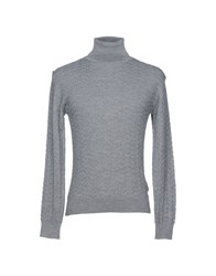 Takeshy Kurosawa Turtlenecks Grey