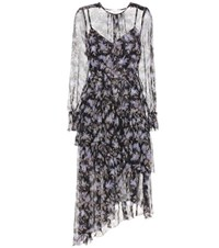 Zimmermann Silk Dress Black