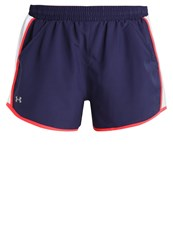 Under Armour Fly By Sports Shorts Blue
