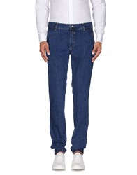 Heaven Two Denim Denim Trousers Men Blue