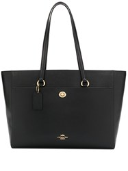 Coach Crossgrain Folio Tote 60