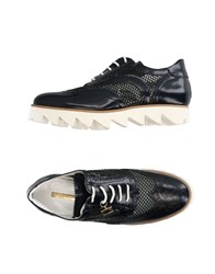 Atos Lombardini Lace Up Shoes Dark Blue