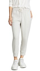 James Perse Relaxed Luxe Sweatpants Light Heather Grey