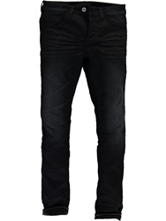 Garcia Man Tapered Leg Jeans Mid Blue