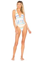 1ce542d047 Skye And Staghorn X Revolve Turkish One Piece Pink