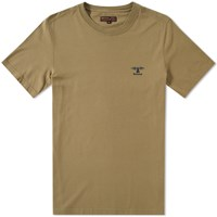 Barbour Standards Tee Brown