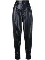 Tibi High Rise Tapered Trousers 60