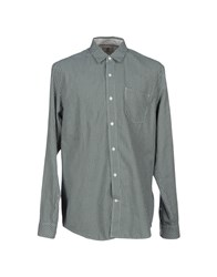 Timberland Shirts Shirts Men Green