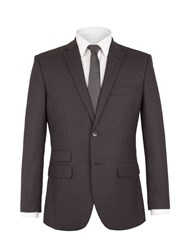 Racing Green Men's Foster Charcoal Jacket Charcoal