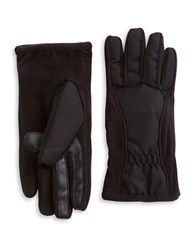 Isotoner Smart Touch Fleece Gloves