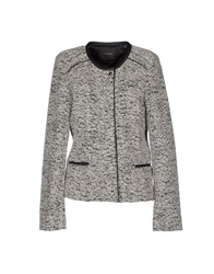 Maison Scotch Blazers Light Grey