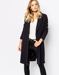 Supertrash Olympe Wool Pea Coat Granite