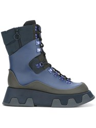 Camper 'Wilma Extreme' Boots Blue