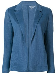 Majestic Filatures Casual Blazer Blue