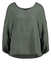 Teddy Smith Tadeo Blouse Khaki