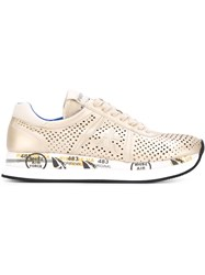 Premiata 'Conny' Sneakers Metallic