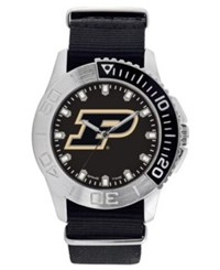Game Time Purdue Boilermakers Starter Watch Black