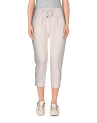 Emporio Armani Ea7 Trousers 3 4 Length Trousers Women