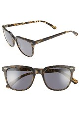 Raen Men's 'Arlo' 53Mm Sunglasses Matte Brindle