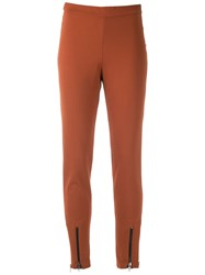Uma Raquel Davidowicz Alcoa Leggings Brown