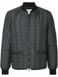 Cerruti 1881 Bomber Jacket Grey
