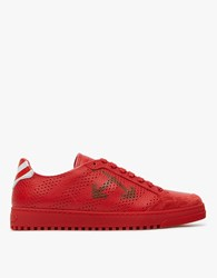 Off White Carryover Sneaker Red