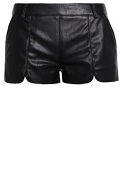 Evenandodd Shorts Black