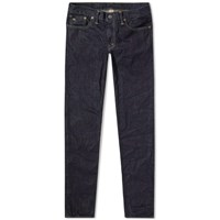 Rrl Slim Narrow Jean Blue