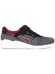 Asics Chunky Sole Sneakers Grey