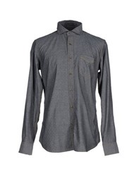 Baldessarini Shirts Shirts Men Blue