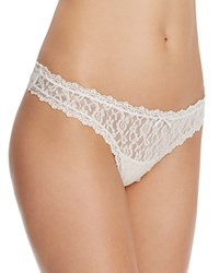 Free People Dreams Do Come True Thong F731w811a Ivory