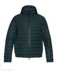 Raey Hooded Quilted Jacket