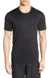 Men's Craft 'Mind' Running Shirt Black Platinum
