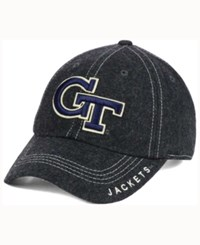 Top Of The World Georgia Tech Yellow Jackets Charles Adjustable Cap Black