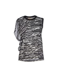 Giambattista Valli T Shirts Black