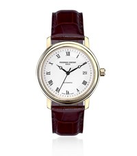 Frederique Constant Frederic Chopin Yellow Gold Watch Unisex