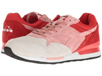 Diadora Intrepid Premium Blossom Fiery Red Athletic Shoes Multi